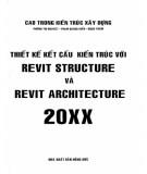 thiết kế kết cấu kiến trúc với revit structure và revit architecture 20xx: part 1