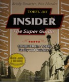 Ebook TOEFL 'BT insider  - The super guide: Part 1