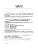 Tiêu chuẩn Quốc gia TCVN 8042:2009