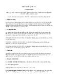 Tiêu chuẩn Quốc gia TCVN 5473:2007