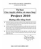 Ebook Tự học các tuyệt chiêu và mẹo hay Project 2010: Phần 2
