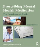Ebook Prescribing mental health medication the practitioner's guide (2nd edition): Part 1