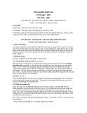 Tiêu chuẩn Quốc gia TCVN 5462:2007