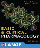 Ebook Basic and clinical pharmacology (13th edition): Part 1