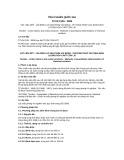 Tiêu chuẩn quốc gia TCVN 2129:2009