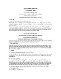 Tiêu chuẩn Quốc gia TCVN 5799:1994