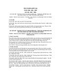 Tiêu chuẩn Quốc gia TCVN 7835-B02:2007