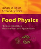 Ebook Food physics (Physical properties – Measurement and applications): Part 1