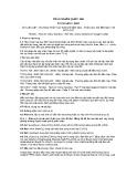 Tiêu chuẩn Quốc gia TCVN 5470:2007