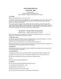 Tiêu chuẩn quốc gia TCVN 1750:1986