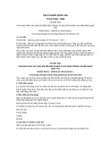 Tiêu chuẩn Quốc gia TCVN 5796:1994