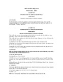 Tiêu chuẩn Việt Nam TCVN 5445:1991