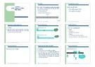 Bài giảng Cấu trúc dữ liệu: Chương 2, 3 - Trịnh Xuân