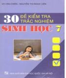 30 đề kiểm tra trắc nghiệm sinh học 7: phần 2