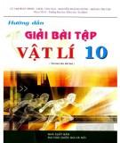 Ebook Hướng dẫn giải bài tập Vật lí 10 (tái bản lần thứ hai): Phần 1