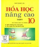 Ebook Hóa học nâng cao THPT 10 - Ban khoa học tự nhiên: Phần 2