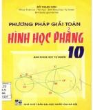 phương pháp giải toán hình học phẳng 10: phần 1