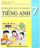 Ebook Hướng dẫn học và làm bài Tiếng Anh 7: Phần 1