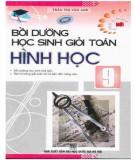 Ebook Bồi dưỡng học sinh giỏi toán Hình học 9: Phần 2