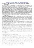 Chương 5: Giáo dục trong nhà trường phổ thông