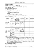 Giáo án Tin học lớp 10 Bài 9: Bài toán - Thuật toán (tiết 1)