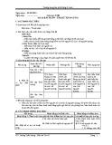 Giáo án Tin học lớp 10: Bài toán - Thuật toán (tiết 3)