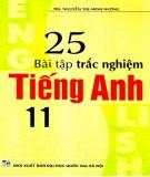 25 bài tập trắc nghiệm tiếng anh 11: phần 1