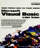 Giáo trình học và thực hành Microsoft basic căn bản: Phần 2