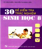 30 đề kiểm tra trắc nghiệm sinh học 8: phần 2