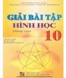 giải bài tập hình học 10 (nâng cao): phần 2  - nxb Đại học quốc gia hà nội