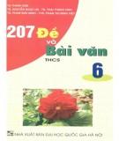 Ebook 207 đề và bài văn 6: Phần 2
