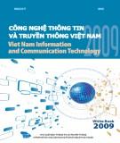 Ebook Công nghệ thông tin và truyền thông Việt Nam 2009 - Viet Nam information and communication technology: Phần 1