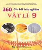Ebook 360 câu hỏi trắc nghiệm Vật lí 9 (tái bản lần thứ nhất): Phần 1