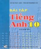 Ebook Bài tập Tiếng Anh 10 (có đáp án): Phần 1
