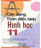 Ebook Các dạng toán điển hình Hình học 11: Phần 1