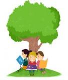 Ebook Thiết kế các hoạt động có chủ đích (trẻ 5 - 6 tuổi) Chủ đề Trường mầm non - Bản thân
