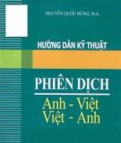 Ebook Hướng dẫn kỹ thuật phiên dịch Anh - Việt, Việt - Anh: Phần 1