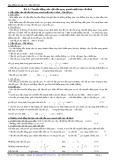 Bài giảng Chương 1: Cơ học vật rắn