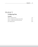 Lecture Configuring and troubleshooting a Windows Server 2008 Network Infrastructure - Module 9