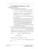 Bài 14: Mạch xoay chiều có R, L, C (tiếp)