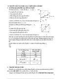 Lý thuyết giải toán điện xoay chiều bằng số phức