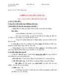 Chương 2: Sóng cơ và sóng âm - Lâm Quốc Thắng