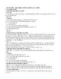 Chuyên đề 10: Đại cương về dòng điện xoay chiều