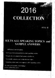 Ebook 2016 colection IELTS all speaking topics and sample answers