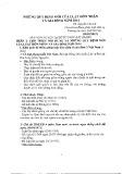 Những quy định mới của Luật Hôn nhân và gia đình năm 2014