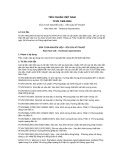 Tiêu chuẩn Việt Nam TCVN 7405:2004