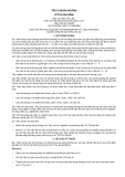 Tiêu chuẩn ngành 22 TCN 354:2006