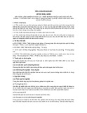 Tiêu chuẩn ngành 10 TCN 919-2:2006