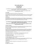 Tiêu chuẩn Quốc gia TCVN 9683:2013