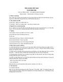 Tiêu chuẩn Việt Nam TCVN 6090:1995